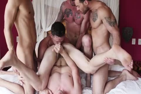 5 Some bareback Groupsex
