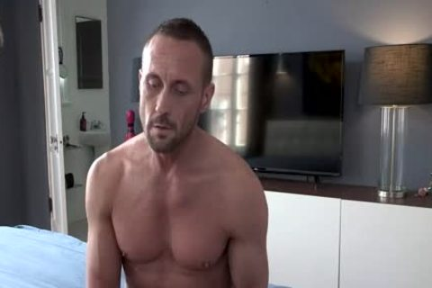 Rimmed And fucked By large ramrod Stepdad