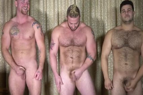 Aaron, Marcello, And Jr bunch-sex