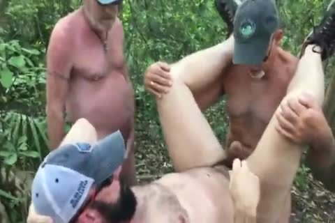 bunch BB SEX - Stupid Redneck Taking Loads From older males