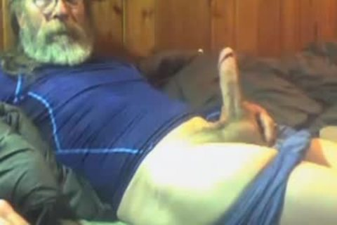 61simon Bearded Daddy Play And sperm Compilation