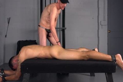 Straight 10-Pounder drilled unprotected & Bred By Hung Top - gay bdsm