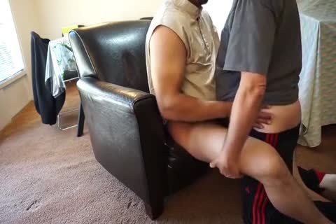 old man engulfing And ass banging Younger
