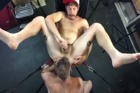 DADDY bangs RAUNCHY COUNTRY Lad