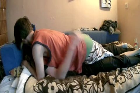 Two twinks Are Having enjoyment In Bedroom And one as well as the other cum