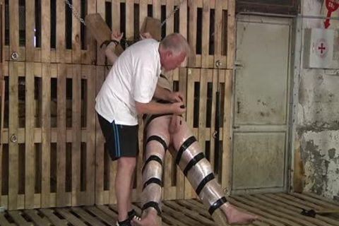 fastened twink Sub Chase Parker Dominated And Tormented By taskmaster