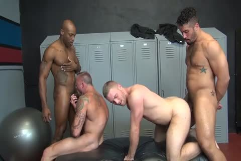 group sex In The Locker Room