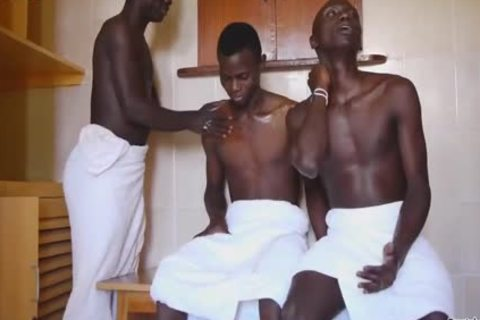 African trio: bizarre ALL The Way