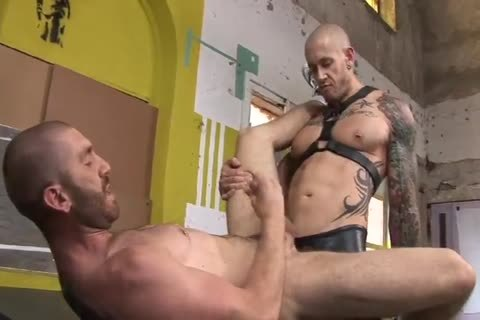 enormous shlong Rubber gay bonks sperm Hungry Bottom By DoomGAY