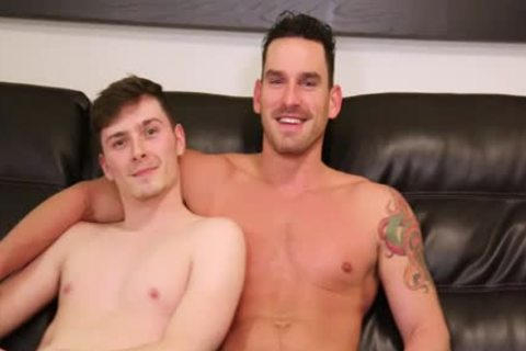 Straight gay pounding With gay Actor For The First Time