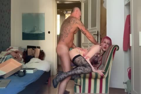 SISSY IS ALWAYS HUNGRY FOR raw schlong
