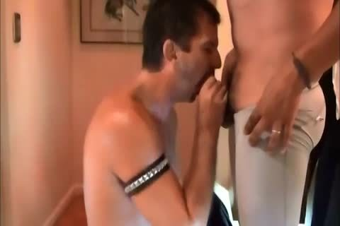 Jerk, engulf and spooge - Finale with lycra paramour buddy