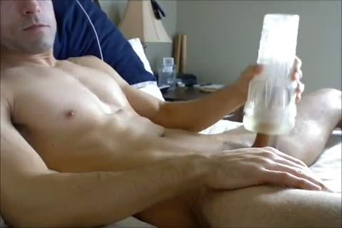 lengthy Session with Fleshlight