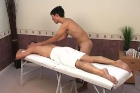 Sex after the massage